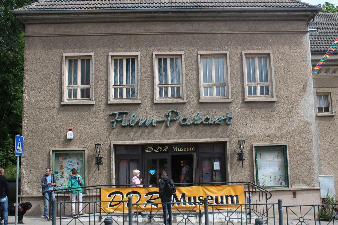 Bildungsfahrt 2020 DDR-Museum