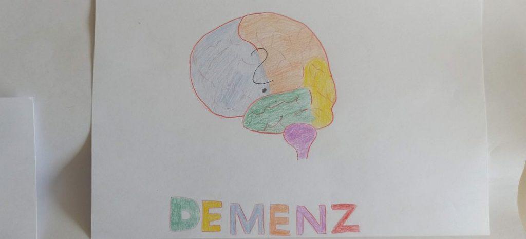 Demenz - Poster